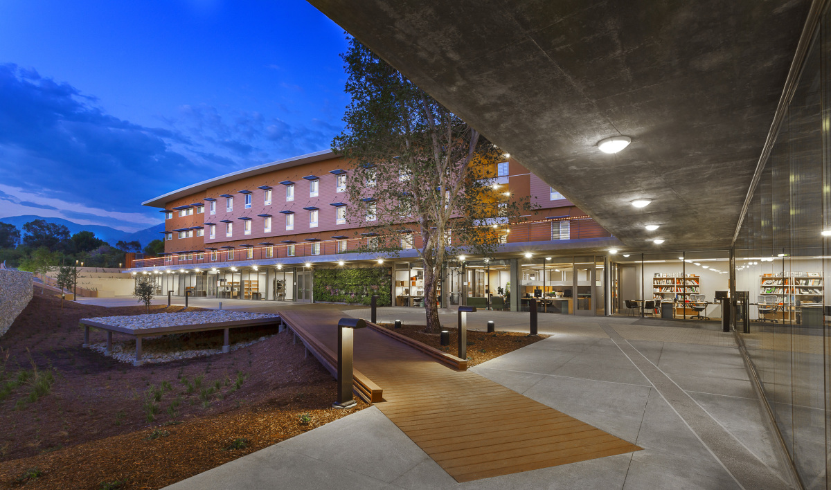 Pitzer College Student Housing | TK1SC